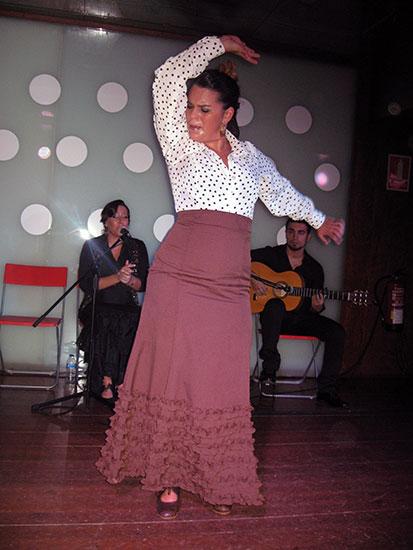 испанское фламенко