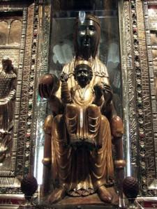 Черная Дева Мария