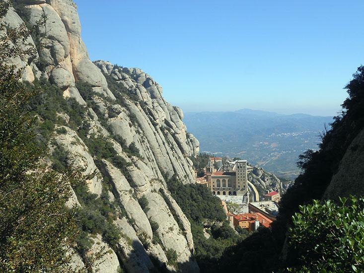 Монастырь Монтсеррат. Испания