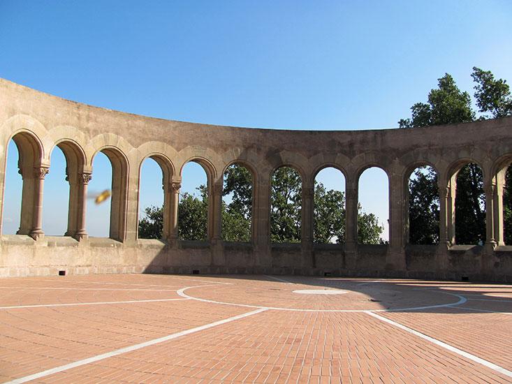 Бенедиктинский монастырь Монстеррат