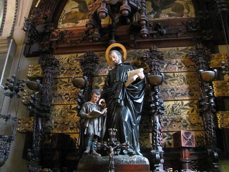 Монастырь Монстеррат