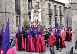 Праздник Пасхи в Испании