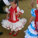 Платья фламенко