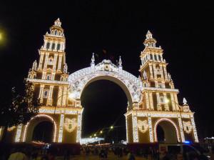 Ворота в Севилье