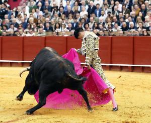 Бой быков в Севилье